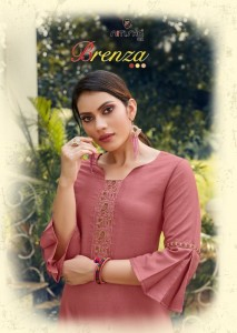 Nitisha Nx Brenza Casual Wear Kurtis ( 8 Pcs Catalog )